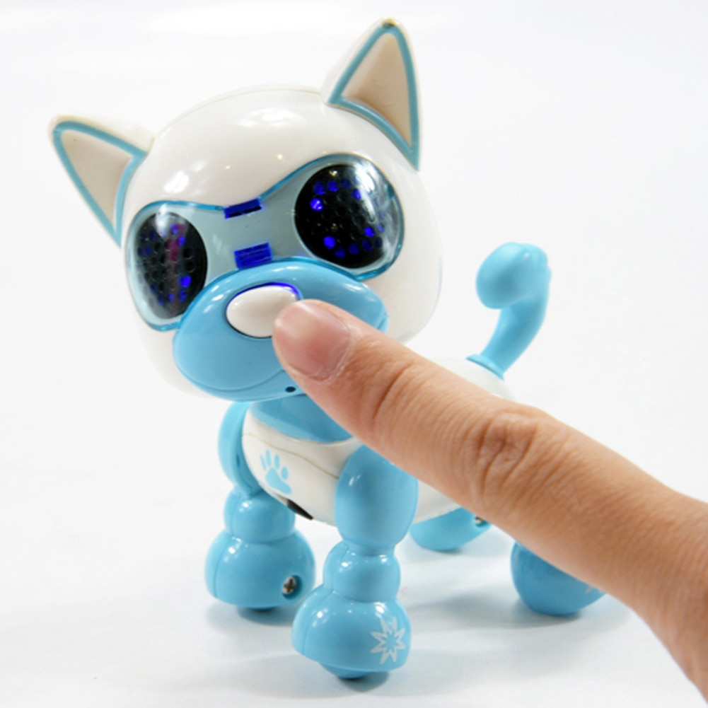 Smart Robot Dog Touch Sensing Interactive Toys For Kids Birthday Gifts Christmas Present Electronic Pet Dog Robot Toy enlarge