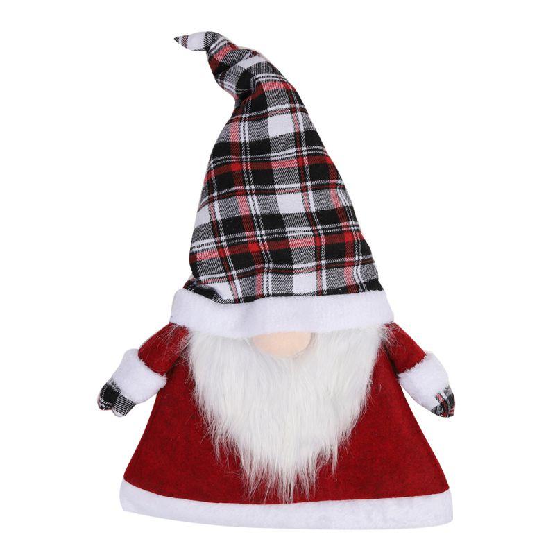 Топпер для рождественской елки 26 дюймов, гном Tomte, детские игрушки, рождественские украшения, гномы Санты, плюшевые скандинавские украшения ...