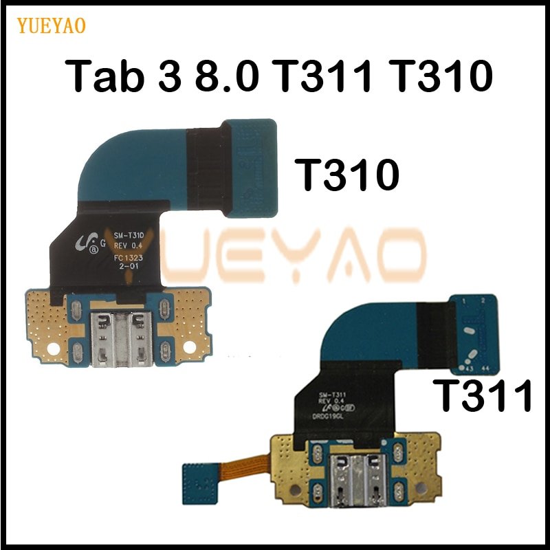 For Samsung Galaxy Tab 3 8.0 T310 SM-T310 T311 SM-T311 Dock jack socket Connector Charger USB Chargi