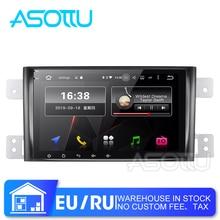 Asottu SU301 Android 9.0 PX30 dvd pour Suzuki Grand Vitara 2005-2012 multimédia headunit GPS Radio gps stéréo navigation gps