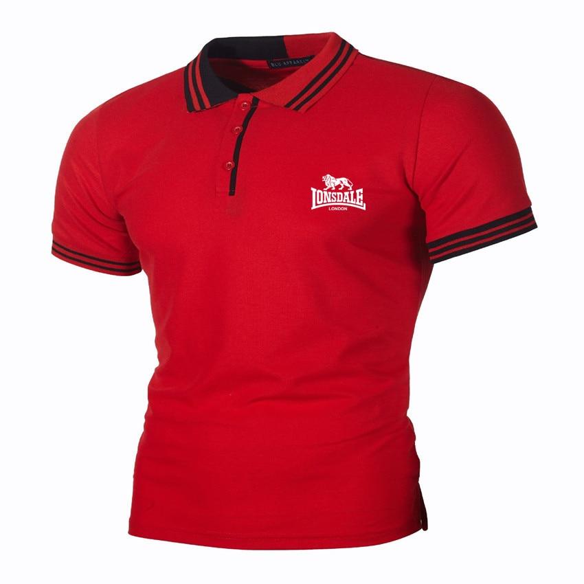Новинка 2021 Мужская рубашка LONSDALE облегающая быстросохнущая Мужская рубашка с короткими рукавами для бега и фитнеса уличное искусство мужск...