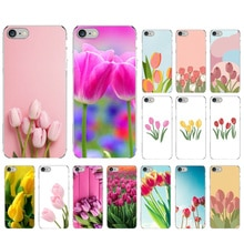 Babaite чехол для телефона с тюльпаном для iPhone 5 5Sx 6 7 7plus 8 8Plus X XS MAX XR 11 pro max