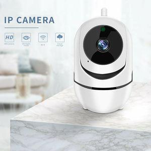 WiFi Camera Tuya Mini Camera PTZ 1080P HD Auto Motion Tracking Home Security Camera Baby Monitoring Cameras Alexa Google