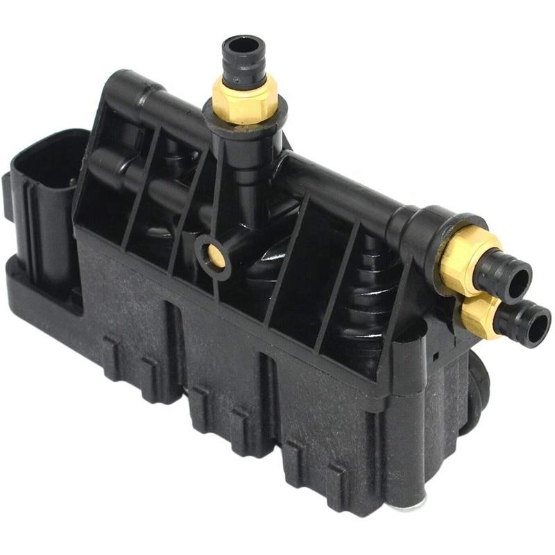 التعليق الهوائي للسيارة خزان الخلفي كتلة صمام لاند روفر رينج روفر سبورت LR3 LR4 RVH000050 RVH500060