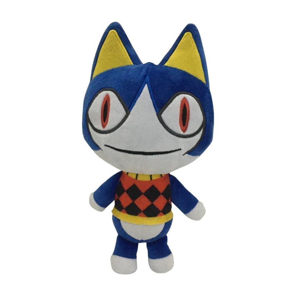 5pcs/lot 20cm Animal Crossing Rover Plush Toy Doll Rover Plush Doll Soft Stuffed Toys for Children K