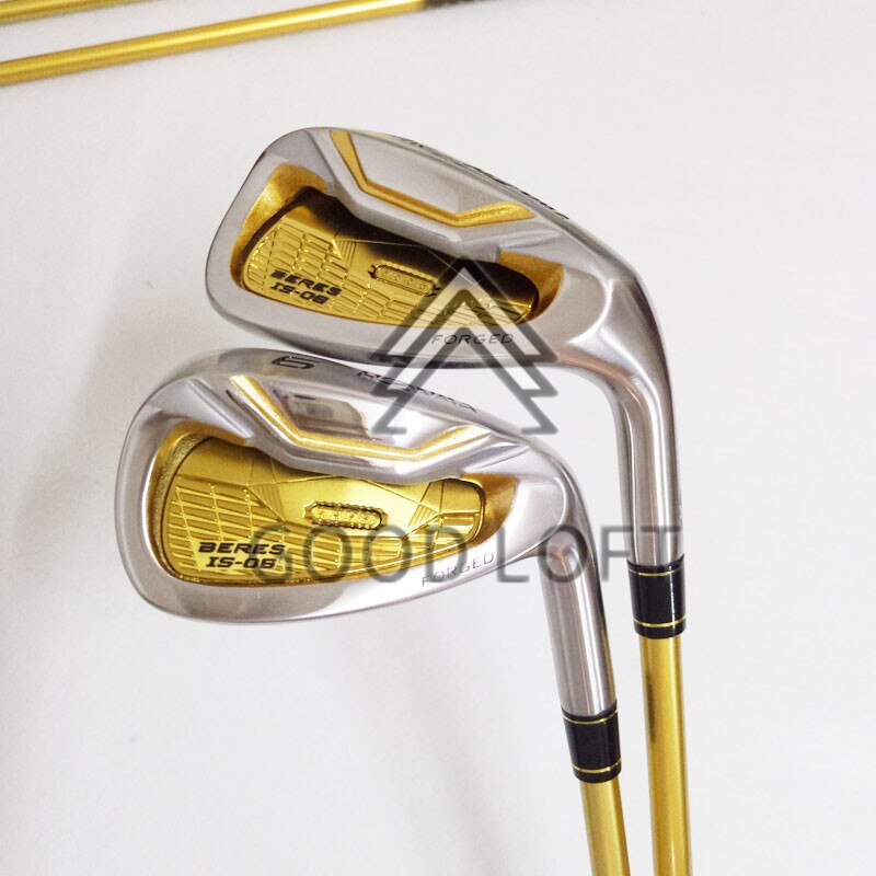Golf Clubs s-06 4 star golf irons set 4-11 AW SW golf irons graphite shaft or steel R / S with head cover free shipping