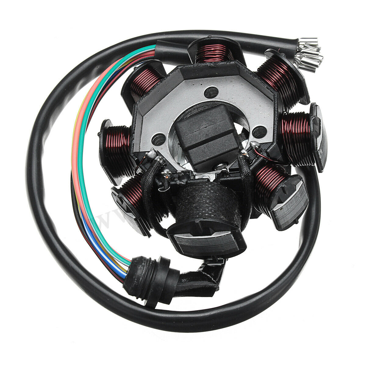 Beach ATV Wiring harness Car Accessories Electric Wiring Harness Wire Loom Stator Full Kit For ATV QUAD 150/200/250CC enlarge