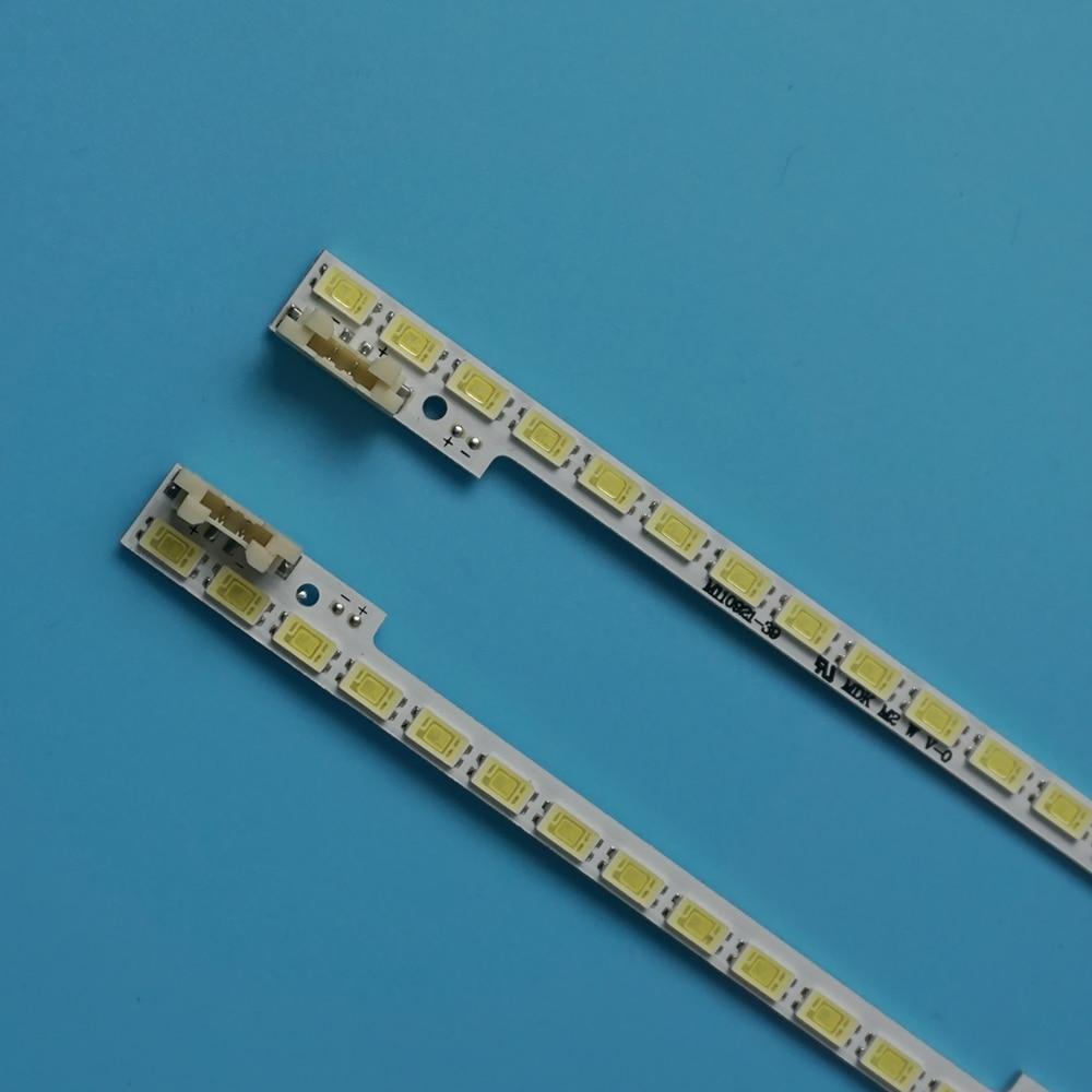 جديد 20 قطعة 440 مللي متر 62LED LED قطاع ل UA40D5000PR LTJ400HM03 BN64-01639A 2011SVS40-FHD-5K6K-Right اليسار 2011SVS40 56K H1 1CH PV