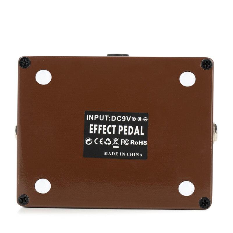 Caline DCP-10 Stella Bass Compressor EQ Effect Pedal Dual Pedal enlarge
