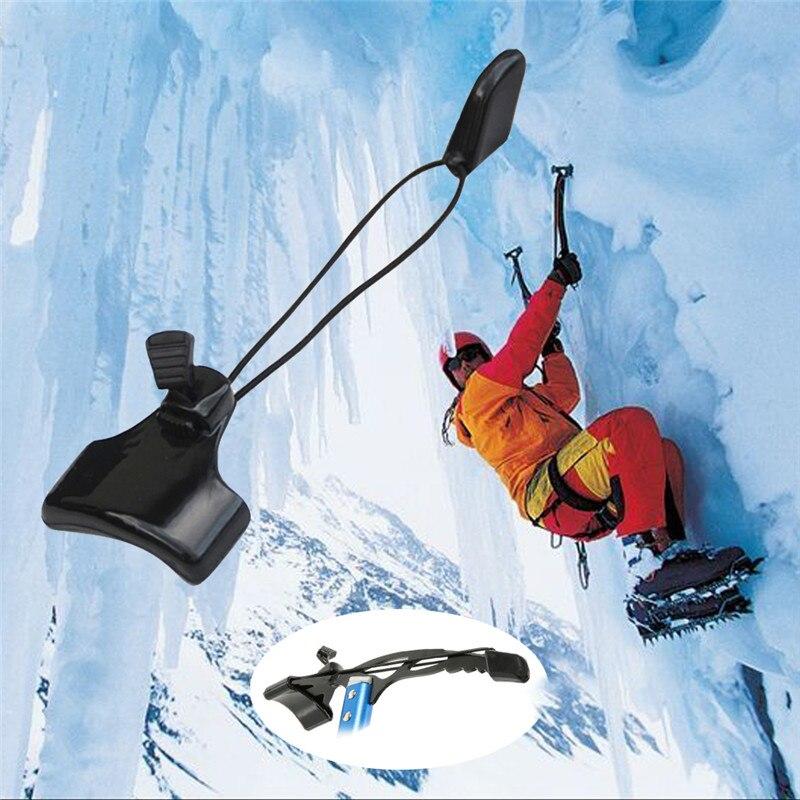 Cubierta de cabeza protectora portátil para exteriores, Kit de accesorios para senderismo, escalada en roca, Herramienta 8