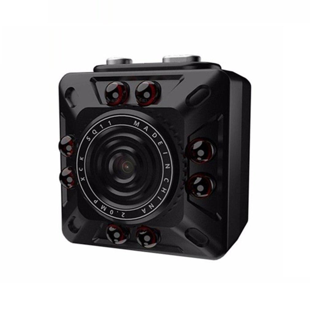 Sq10 Mini cámara grabadora de vídeo Hd Sensor de movimiento Micro Usb cámara infrarroja visión nocturna 1080P Mini cámara