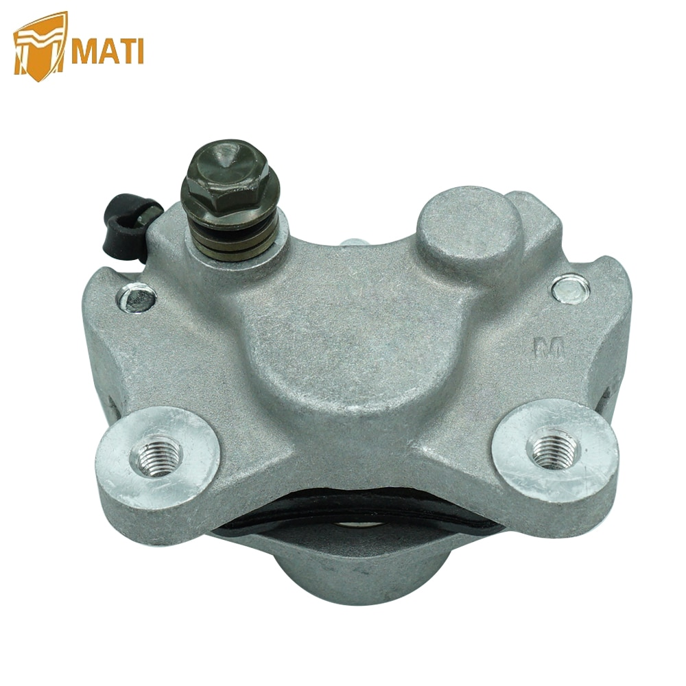 Mati Front Left Right Brake Caliper & Rear Brake Caliper for Arctic Cat ATV 250 300 375 400 454 500 with Pads 0402-011 0402-010 enlarge