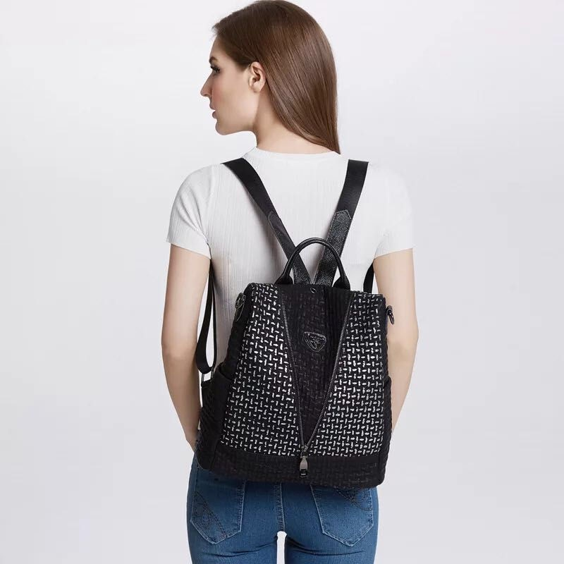 Брендовый Модный женский рюкзак 2020, высококачественный кожаный рюкзак для подростков, школьная сумка на плечо для девочек, рюкзак, mochila