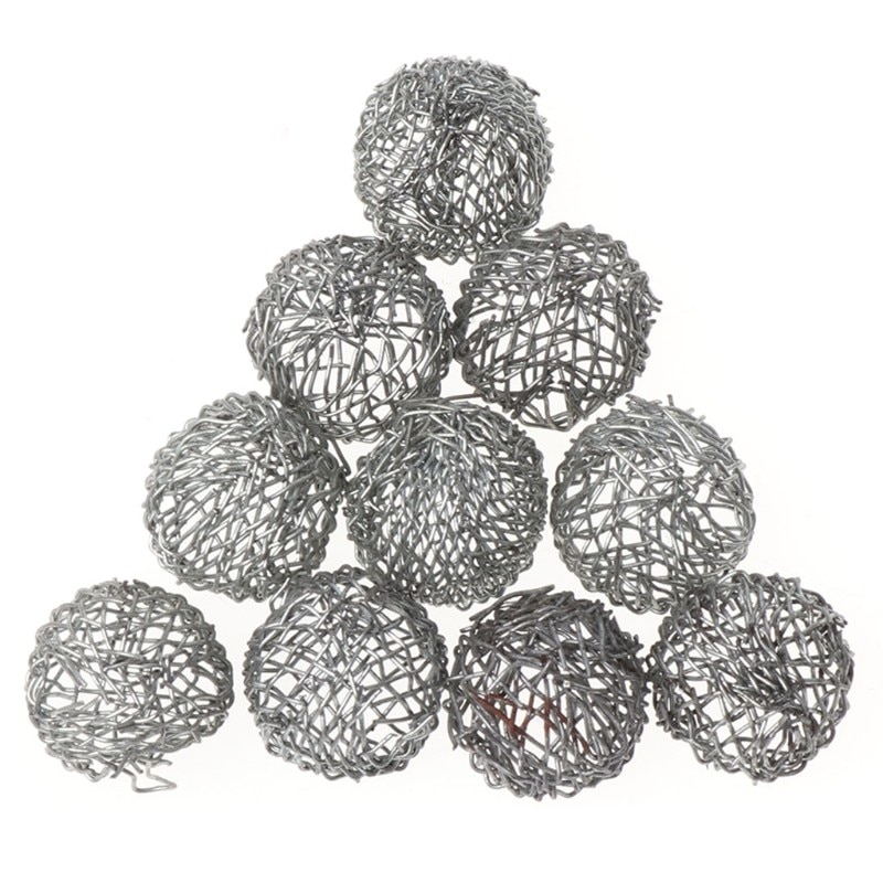 10Pcs/Pack Tobacco Smoking Pipe Metal Filter Screen Stainless Steel Dome Mesh Tobacco Fire Pipes Cleaner Special Tools Network 20pcs pack dental stainless steel impression metal mesh disk for strengthening upper and lower dental tools