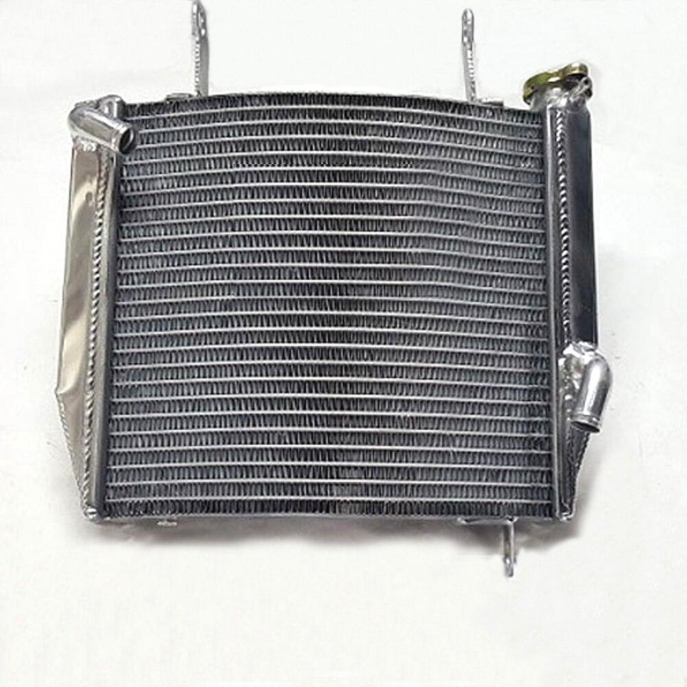 Radiador de aleación pulida para HONDA RS125 RS 125 95-06 resistente 26mm