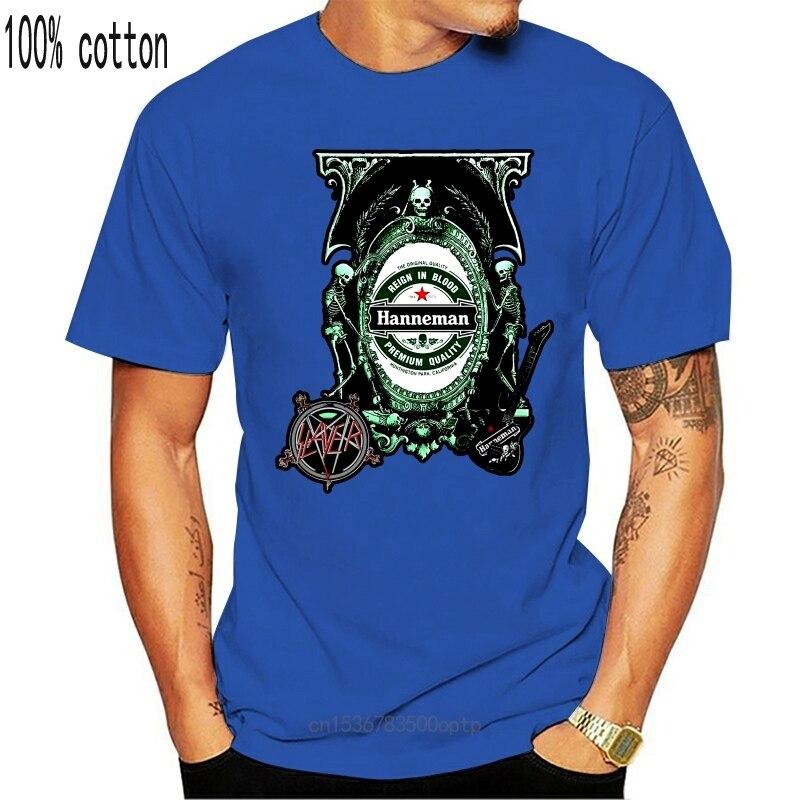 New Men t shirt Angel of Death Hanneman still reigning Slayer Women t-shirt