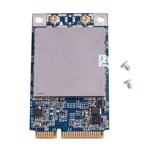 BCM94322MC 4322 для аэропорта Apple 802,11 A/B/G/N 300 Мбит/с Беспроводная-N Wifi PCI-E мини Wlan сетевая карта Поддержка MAC OS