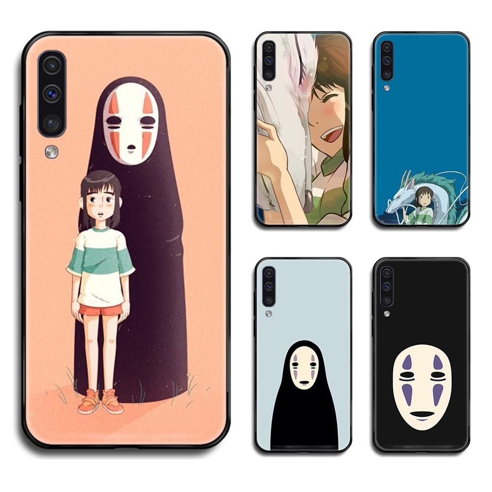 En espíritu de la cubierta de la caja del teléfono del casco para Samsung Galaxy 10 20 30 S E 40 50 51 70 71 J 5 5 5 6 6 7 8 2017 de 2018