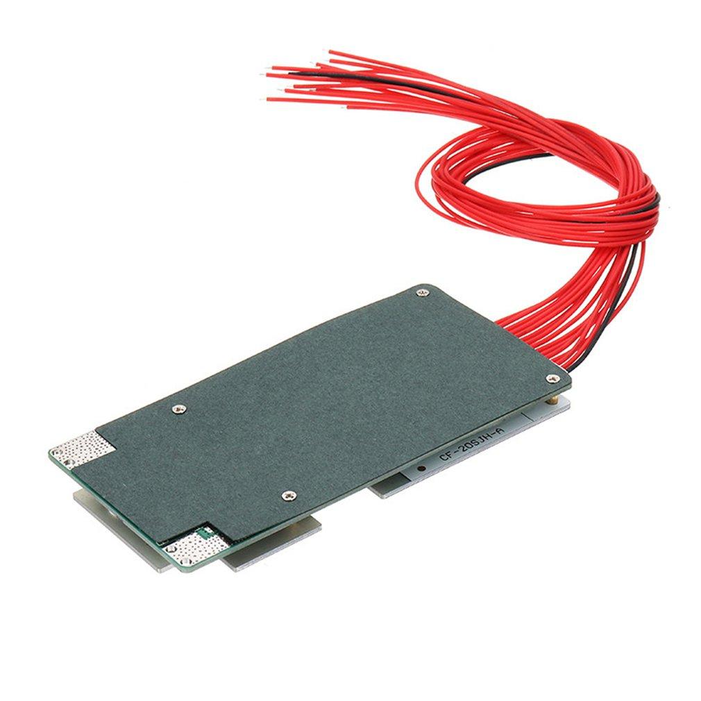 13S 35A 48 В литий-ионный аккумулятор 18650 BMS PCB плата PCM баланс Интегральная плата для Android