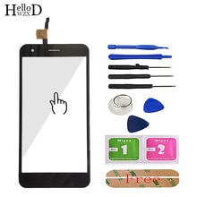 Touch Screen For Fly FS530 FS 530 Touch Screen Digitizer Panel Sensor TouchScreen 5'' Mobile Phone T