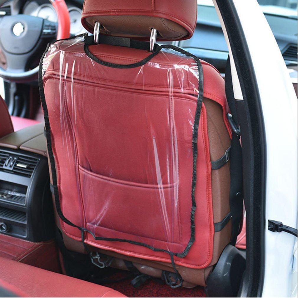 Защитный чехол для спинки автомобильного сиденья для детей, Детский чехол для автомобильного сиденья с защитой от грязи и грязи, подушка, ко...