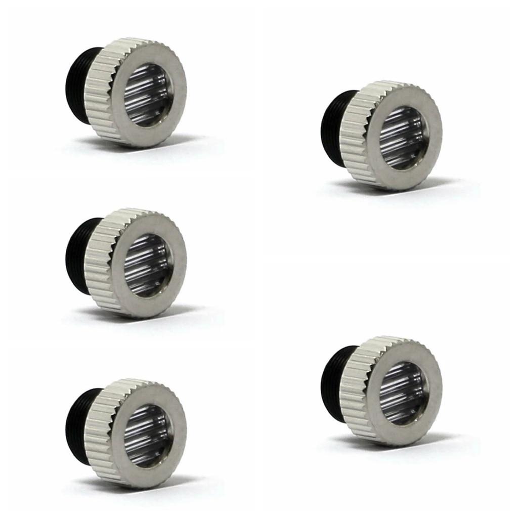 5 шт. 200 нм-1100 нм лазер линия линза w M9 P0.5 линза держатель 26% коллиматор фокус линза