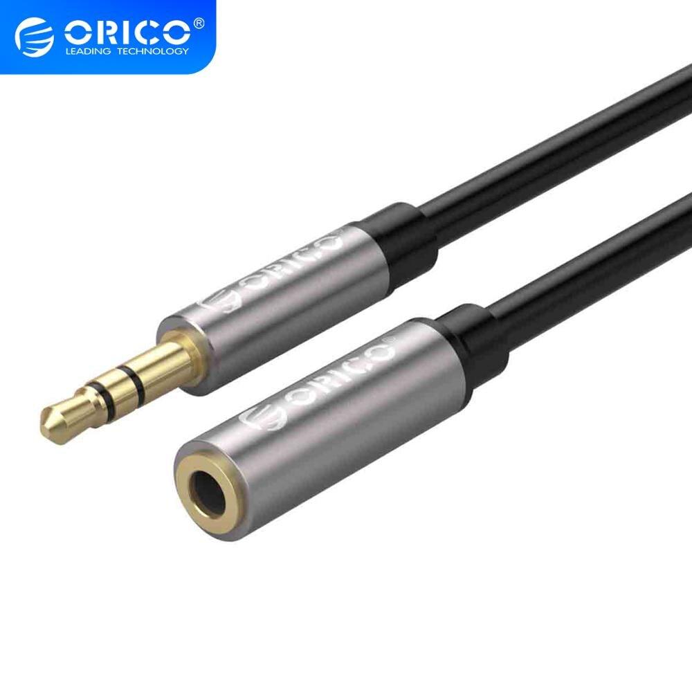 ORICO-Cable auxiliar de 3,5mm para auriculares, extensor de Audio estéreo chapado en...