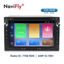 Navifly-carte graphique SD Android 9.1   dvd, navigateur gps pour VWGolf4 Passat B5 Sharan, support DAB + OBD2 BT radio ipod, carte carte SD