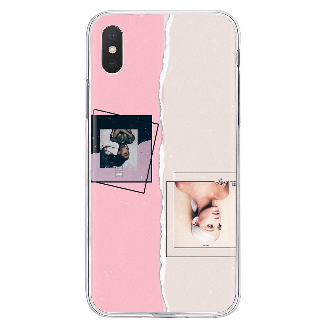 Классический силиконовый чехол для телефона Ariana Grande God Is A Woman для samsung Galaxy A3 A5 A7 A9 A8 Star Lite A6 Plus 2018 2015 2016 2017