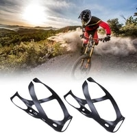 carbon bicycle water bottle cage lightweight bike water holder mtb road bike drink cup holder rack mountain road bike accessory