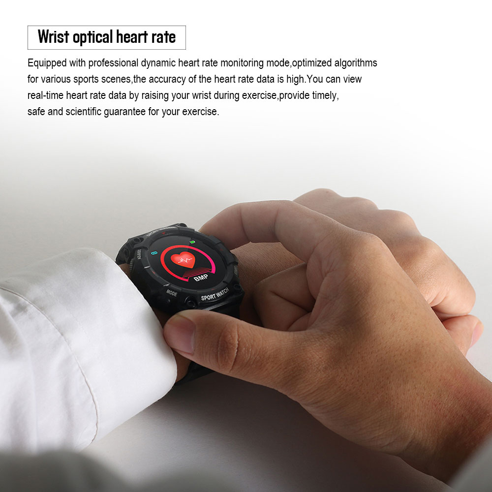 Fashion 2020 Electronic Sports watch Bluetooth Fitness Tracker Watch Heart Rate Monitor Blood Pressure Men Women Smart Watch enlarge