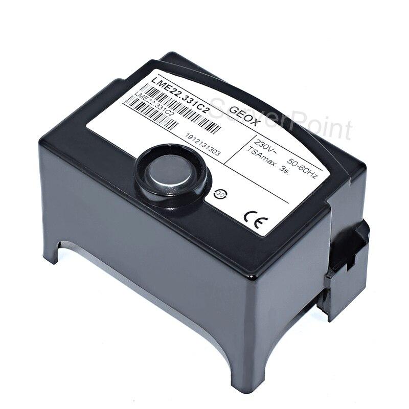 صندوق التحكم في برنامج الاحتراق LME22.331C2, العلامة التجارية الجديدة للتحكم في الحارق