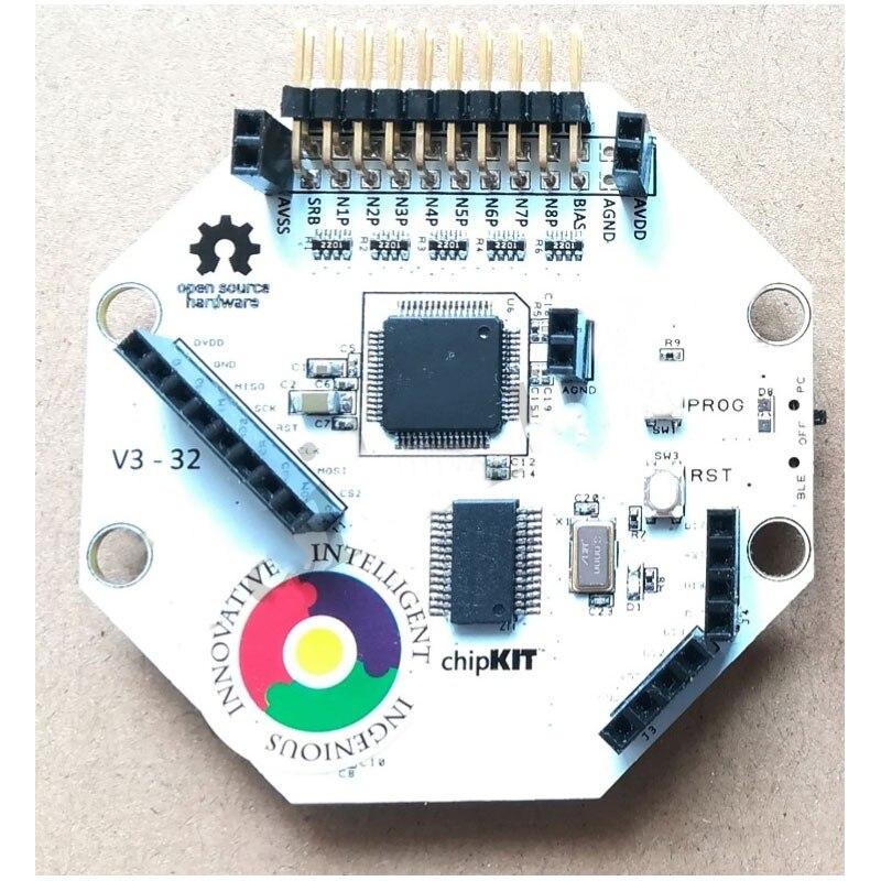 TZT OpenBCI V3 متوافق مع مفتوح المصدر اردوينو EEG الدماغ وحدة كهربائية-8/16 قناة-واي فاي/نسخة بلوتوث