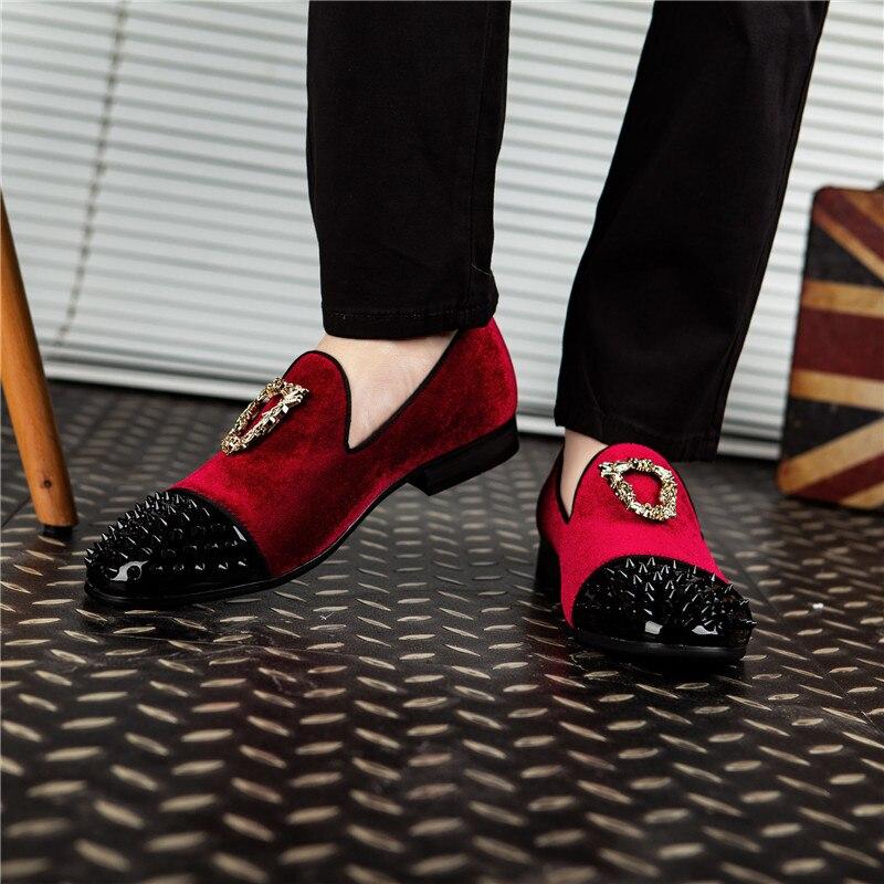 MEIJIANA-حذاء موكاسين إيطالي مخملي للرجال ، حذاء مسطح عصري ، حذاء كاجوال بسيط ومسامي ، مجموعة جديدة