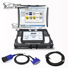 Ноутбук CF19 + CNH Est DPA5 kit диагностический инструмент с новым голландским электронным сервисным инструментом cnh est чехол STRYR