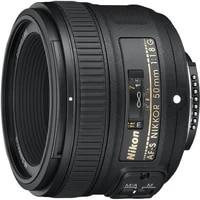 USED Nikon AF-S Nikkor 50mm f 1 8G Lens with UV