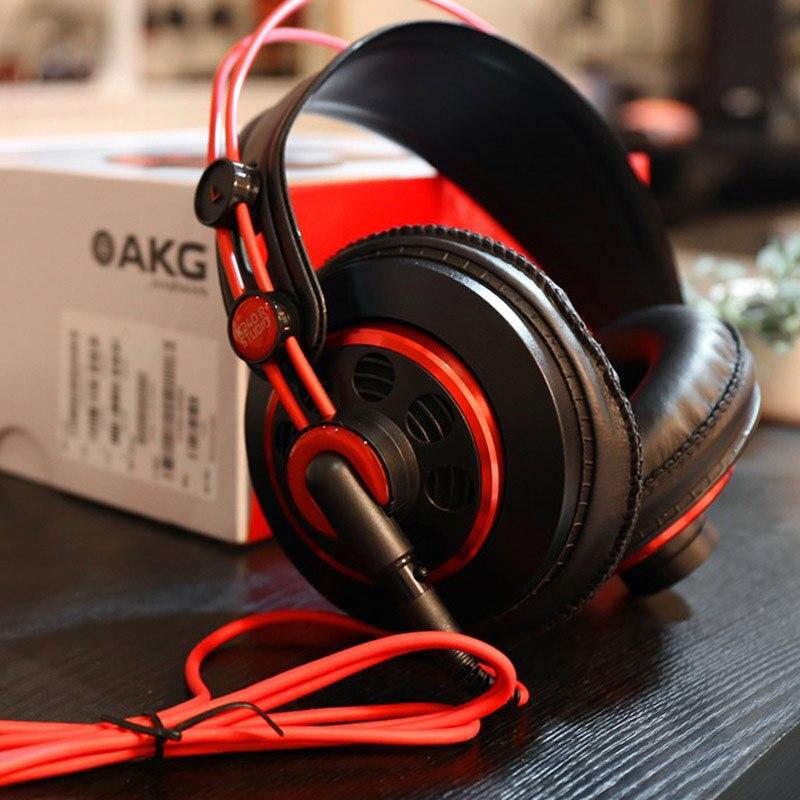 AKG K240 R-سماعة استوديو احترافية ، شاشة تسجيل ، سماعة رأس سلكية HIFI ، إصدار محدود