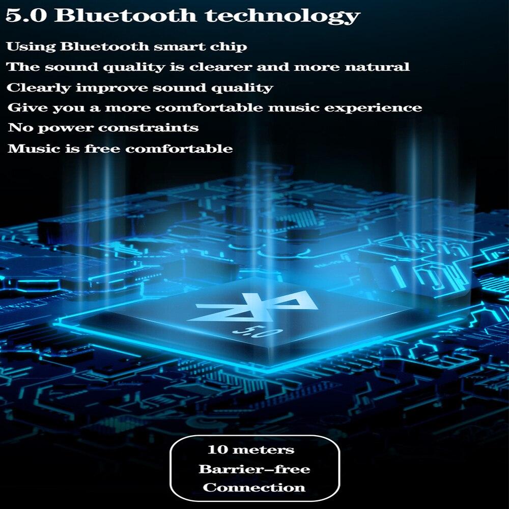 Original SH39 Computer Speaker LED Wireless Game Bluetooth Speaker 3D Stereo Music Centre Subwoofer Home Theatre System Soundbar enlarge