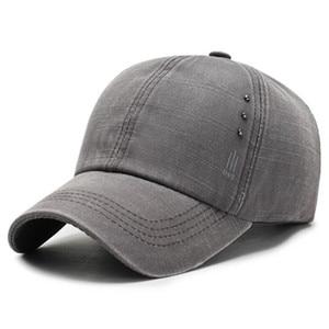 Adjustable Size Brands Male Bone Hat Snapback Cap Men Washed Cotton Baseball Caps Gorra De Beisbol New Casual Simple Sports Cap