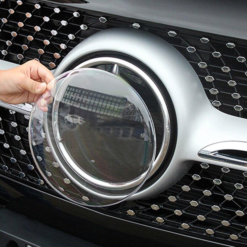 Защитная крышка для Автомобильного Логотипа аксессуары для Mercedes Benz GLE Class GLE 350 450 2020