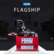 Electric inkjet printer Ink pad printing machine automatic coding machine bottle production date plastic pattern printing