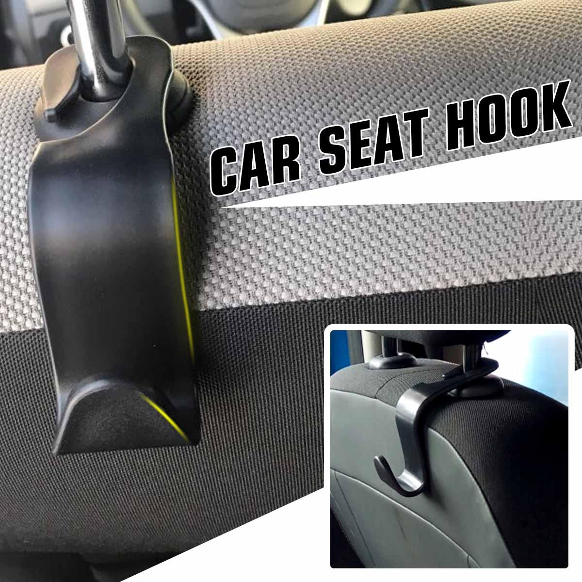 1pcs Ganchos Cabides Organizador Do Carro Auto Universal para Bmw Audi E46 E39 A3 A6 C5 A4 B6 Mercedes W203 w211 Mini Cooper