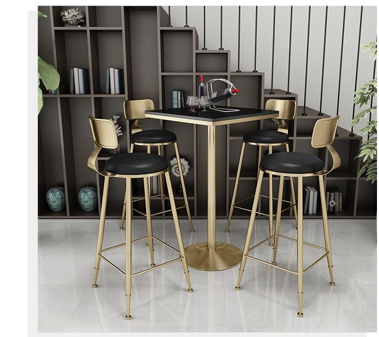 Железные барные столы и стулья, простые столы и стулья для чайного магазина, сетчатые красные барные столы и стулья, комбинированные высоки...