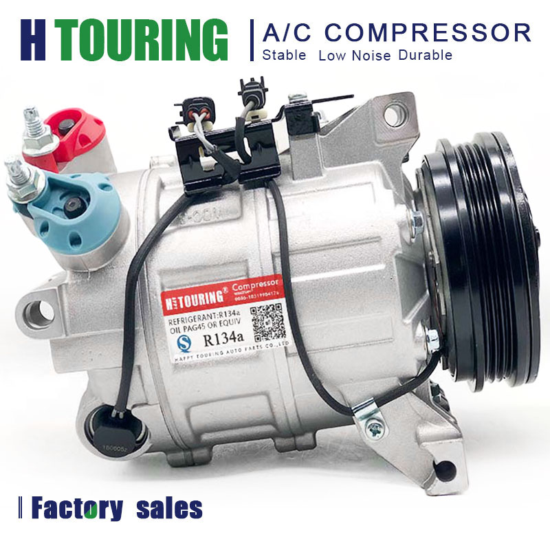 For Car VOLVO S60 V60 V70 XC70 XC60 Ford Focu PXC16 AC Compressor 069917042B4 016128071B4 36001462 31366155 31332386 P31315453