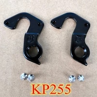 2pcs bicycle rear derailleur hanger kp255 for cannondale quick speed synapse caad12 hooligan slice rs optimo series mech dropout