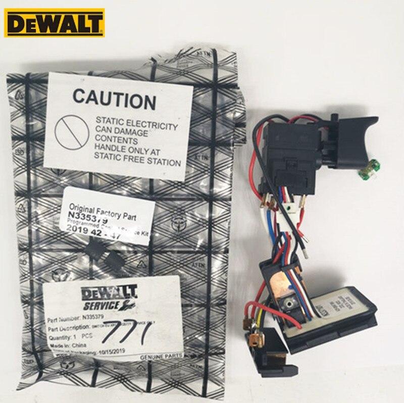 DEWALT für DCD771 DCD771C2 TYPE1 N279942 N335379 N337101 Schalter