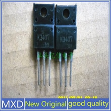 5Pcs/Lot New Original 2SK3407 Field Effect Mostube K3407 Import Good Quality