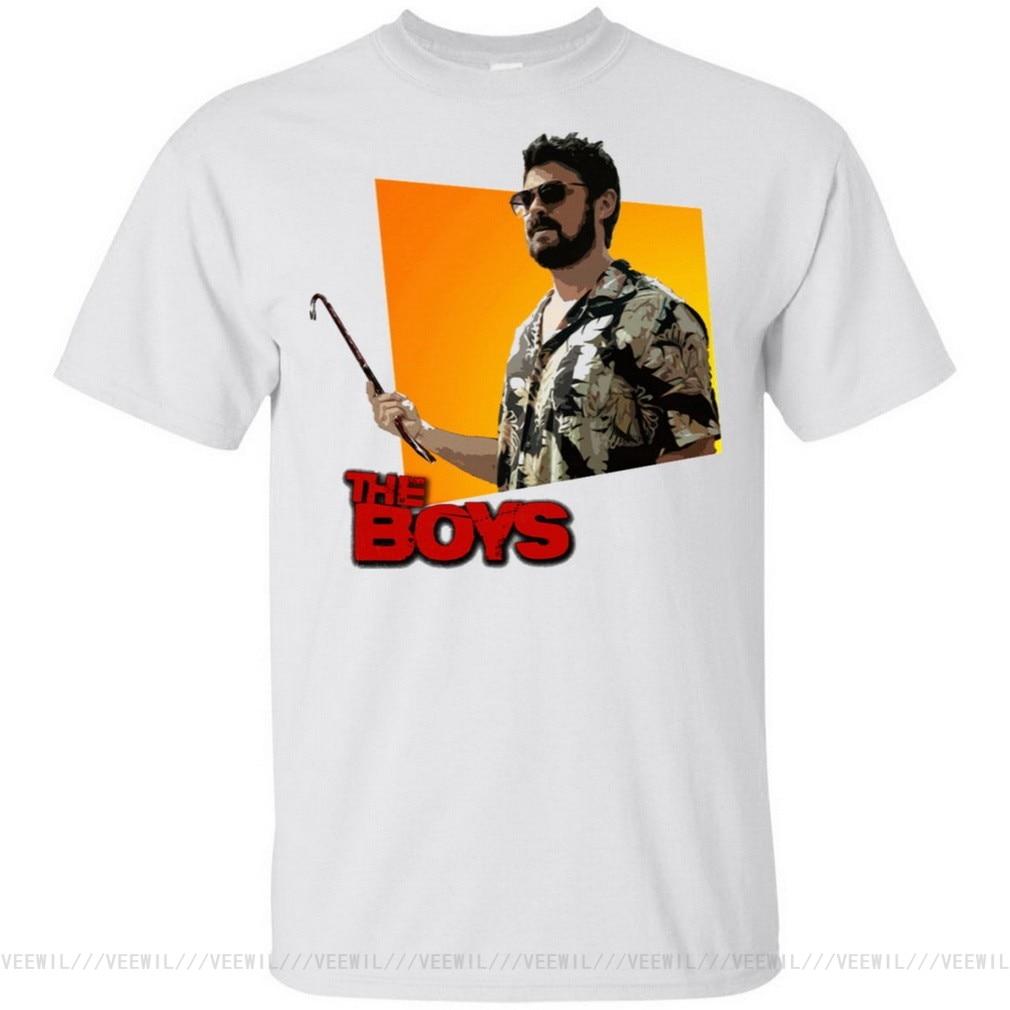 BILLY carnicero Tops Tee camiseta T camisa chicos serie de TV 2...