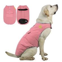 Vêtements dhiver pour chiens animaux   Vêtements pour petits chiens, grands chiens, veste imperméable pour animal de compagnie, manteau pour chien, vêtements Chihuahua pour bouledogue français