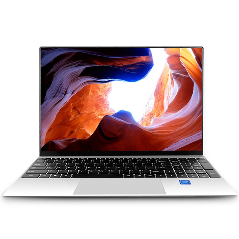 15.6 Inch Intel Core I5 5th Gen ultrabook Gaming laptop DDR4 16GB 32GB 256GB 512GB 1TB 2TB M.2 SSD IPS Screen Backlit keyboard